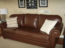 Maroon Leather Sofa Inviting Worn Leather Couches With Maroon Leather Sofa And Three