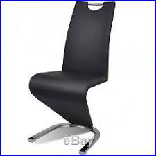 chaises de salle manger design 2 chaises de cuisine salon salle à manger design contemporaines