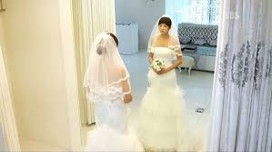 wedding dress drama korea 15 stunningly beautiful wedding dresses from k dramas