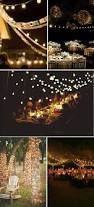Backyard Wedding Lighting by A Backyard Full Of Lights I Want To Do This In My Yard For