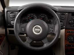 commander jeep 2013 2007 jeep commander steering wheel interior photo automotive com