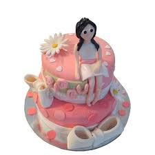 girl cake pink girl cake chandigarh cakes delivery home delivery of