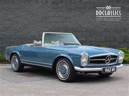 mercedes 280sl used mercedes 280sl cars for sale with pistonheads