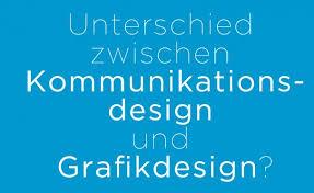 grafik design studieren was ist der unterschied zwischen grafikdesign und