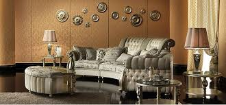 Baroque Home Decor 15 Baroque Designed Living Rooms Home Design Lover