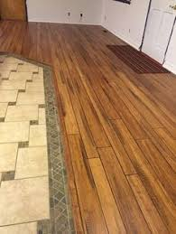 Bamboo Floor L Home Decorators Collection Strand Woven Distressed Honey 1 2