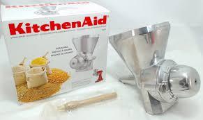 kitchen aid mixer kgm kitchenaid stand mixer grain mill attachment