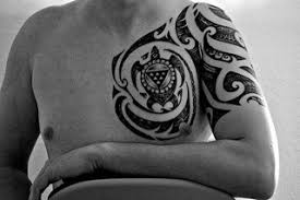 polynesian chest