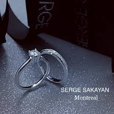 wedding band montreal serge sakayan design 1 2 carat diamond solitaire engagement ring