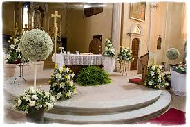 Wedding Flowers Church Altar Altars Churches And Church Wedding Decorations