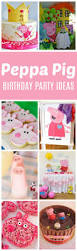 Peppa Pig Birthday Decorations 17 Peppa Pig Birthday Party Ideas Pretty My Party