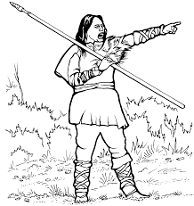 american indians hunter gatherers coloring pages homecoming