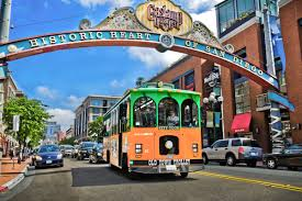 Chicago Trolley Map by San Diego Zoo And Old Town Trolley Discount Package