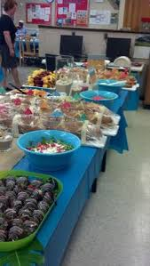 picnic themed end of the year luncheon ideas