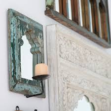 Moroccan Sconce Antique Moroccan Sconce Wisteria
