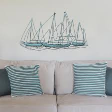 sailboat wall decor shenra com