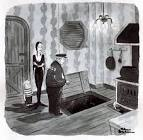SACRED MONSTERS: Tim Burton And CHARLES ADDAMS Take Manhattan ...