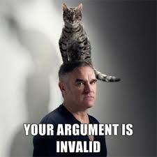 Meme Your Argument Is Invalid - your irrelevant meme irrelevant best of the funny meme
