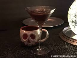appletini evil queen poison apple tini simply inspired meals