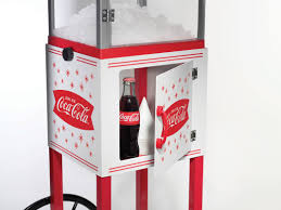 nostalgia electrics coca cola series snow cone cart u0026 reviews