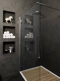 Dark Grey Bathroom Best 25 Dark Grey Bathrooms Ideas On Pinterest Dark 2015 Gray