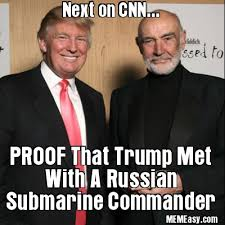Cnn Meme - cnn proves that trump met with russians prior to election memeasy