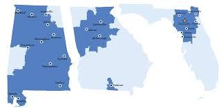 Brooksville Florida Map logo