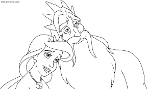 coloring pages of the little mermaid the little mermaid coloring pages disney kids u0027 games coloring home