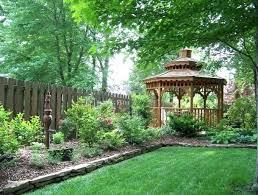 Decking Ideas For Sloping Garden Sloped Landscape Design Ideas Mreza Club
