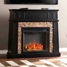 black media electric fireplace lowes friday 2014 wall mount