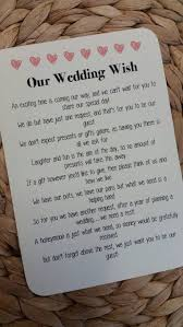 wedding wishes gift registry image result for wedding insert poems wedding planning