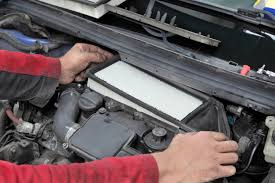 changing your cars engine air filter aaa approved auto repair