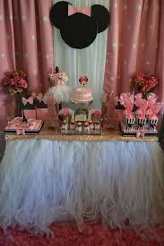 Pink And Black Minnie Mouse Decorations 22 Best Minnie Mouse In Paris Party Images On Pinterest Birthday