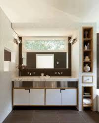 bathroom vanity shelf white porcelain console sink oval porcelain