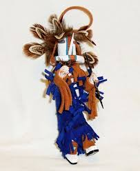 southwest native american made christmas tree ornaments