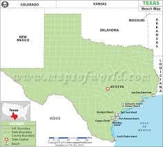 Texas beaches images Map of texas beaches best beaches in texas jpg