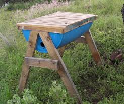 make your own honey cow top bar bee hive 7 steps with pictures