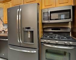 Best Deal On Kitchen Appliance Packages - kitchen best 25 slate appliances ideas on pinterest black