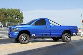 dodge cummins truck resurrected 2006 dodge 2500 race truck
