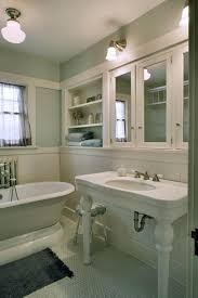 arts and crafts bathroom lighting home design interior and