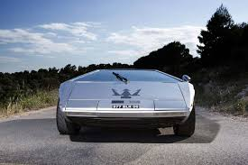 maserati bora concept one of a kind maserati boomerang concept car offered for sale