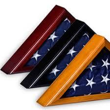 Display Case For Sale Ottawa Flag Display Cases Memorial U0026 Veteran Wooden Triangle Frames