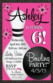 best 25 bowling birthday invitations ideas on pinterest bowling