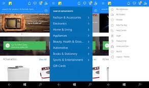 flip kart flipkart is now a universal windows 10 app windows central
