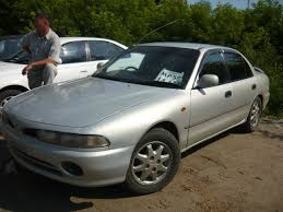 2000 Mitsubishi Galant Wagon 2 0 Automatic Related Infomation