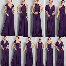 discount bridesmaids dresses cheap 2015 chiffon bridesmaid convertible dresses floor