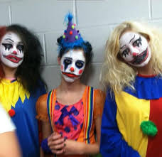 Scary Halloween Clown Costumes Scary Clown Costumes Halloween Halloween Scary