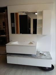 bagno mobile mobile bagno bianco arteba scontato 52 arredo bagno a