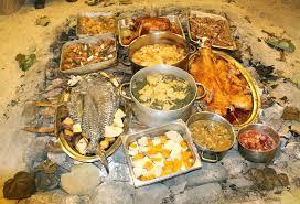 cuisine tahitienne traditionnelle le four tahitien une tradition culinaire de la polynésie foodies