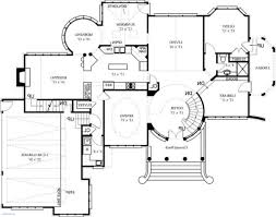 small mansion house plans modern house designs and floor plans luxury architectures small